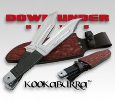Down Under Knives Kookaburra Jagd- u. Outdoormesser