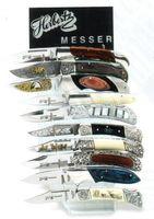 Herbertz-Messerständer für 10 Messer, Lieferung ohne Messer