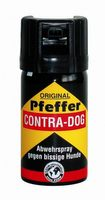 Pfefferspray (40 ml/Nebel) Contra-Dog Man