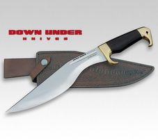 Down Under Knives 440C Red Rock Raptor, 26 cm