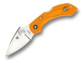 Spyderco Dragonfly Orange FRN