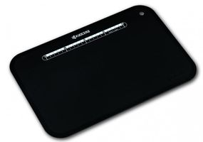 Kyocera Cutting Board, Black, Large, 370 x 250 x 2 mm