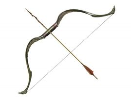 United Cutlery The Hobbit: Tauriel Elven Bow And Arrow