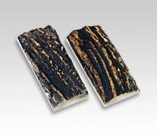 Spectrum Hirschhorn-Schale Paar, je 50x 20 mm