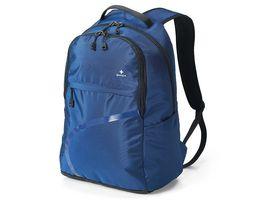 SWIZA Tagesrucksack Bertus, Ripstop Polyester, 210D PU Poly, Taschen, Griff, gepolsterte Schultergurte, 19 Liter