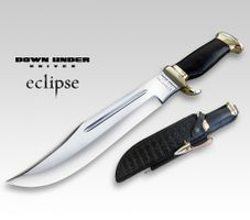Down Under Knives The Outback Eclipse Outdoormesser, 28 cm