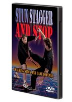Cold Steel DVD: Stun, Stagger and Stop