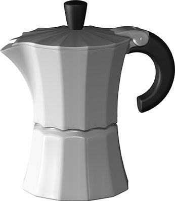 gnali zani morosina espressokocher 1 tasse wei 21 88 1stk ebay. Black Bedroom Furniture Sets. Home Design Ideas