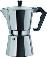 gnali & zani Brasil Espressokocher, Alu 12 Tassen