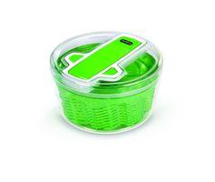 Zyliss ZE940007 Swift Dry Essoreuse Vert/Transparent Diamètre 20 cm