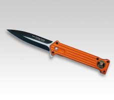 Linder ORANGE ARROW, 420-Stahl, Aluminium, Heftlänge 11 cm