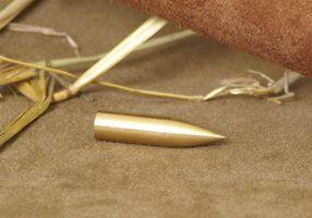 Messingschraubspitze Bullet, 11/32, 100 Grain