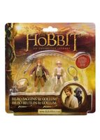 Der Hobbit - Bilbo & Gollum  Actionfiguren-Set, ca. 10 cm