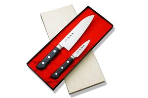 Kanetsune KC-209 Santoku/Paring Knife set