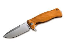 Lionsteel SR22 Aluminium Orange Satin