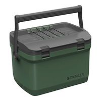 Stanley Adventure Cooler 15,1L, Kühlbox, Grün, Doppelwandige Schaum-Isolation