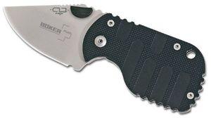 Bäker Plus Subcom Folder Couteau de poche, AUS-8, Zytel