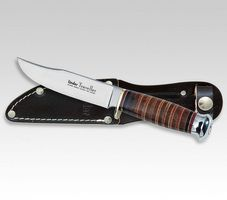 Linder Couteau scout, inoxydable
