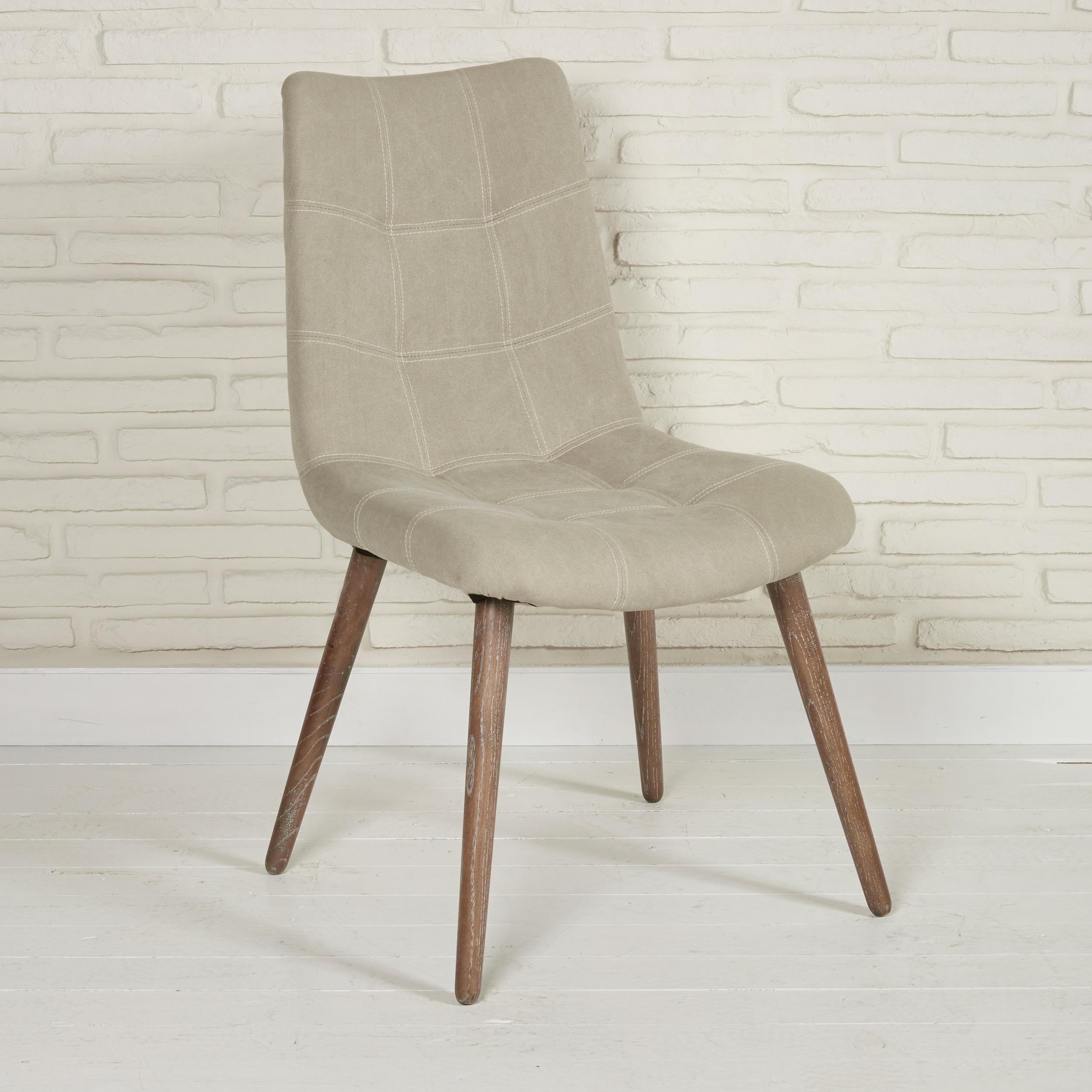 4er set esszimmerstuhl designerstuhl stoff stuhl wei. Black Bedroom Furniture Sets. Home Design Ideas