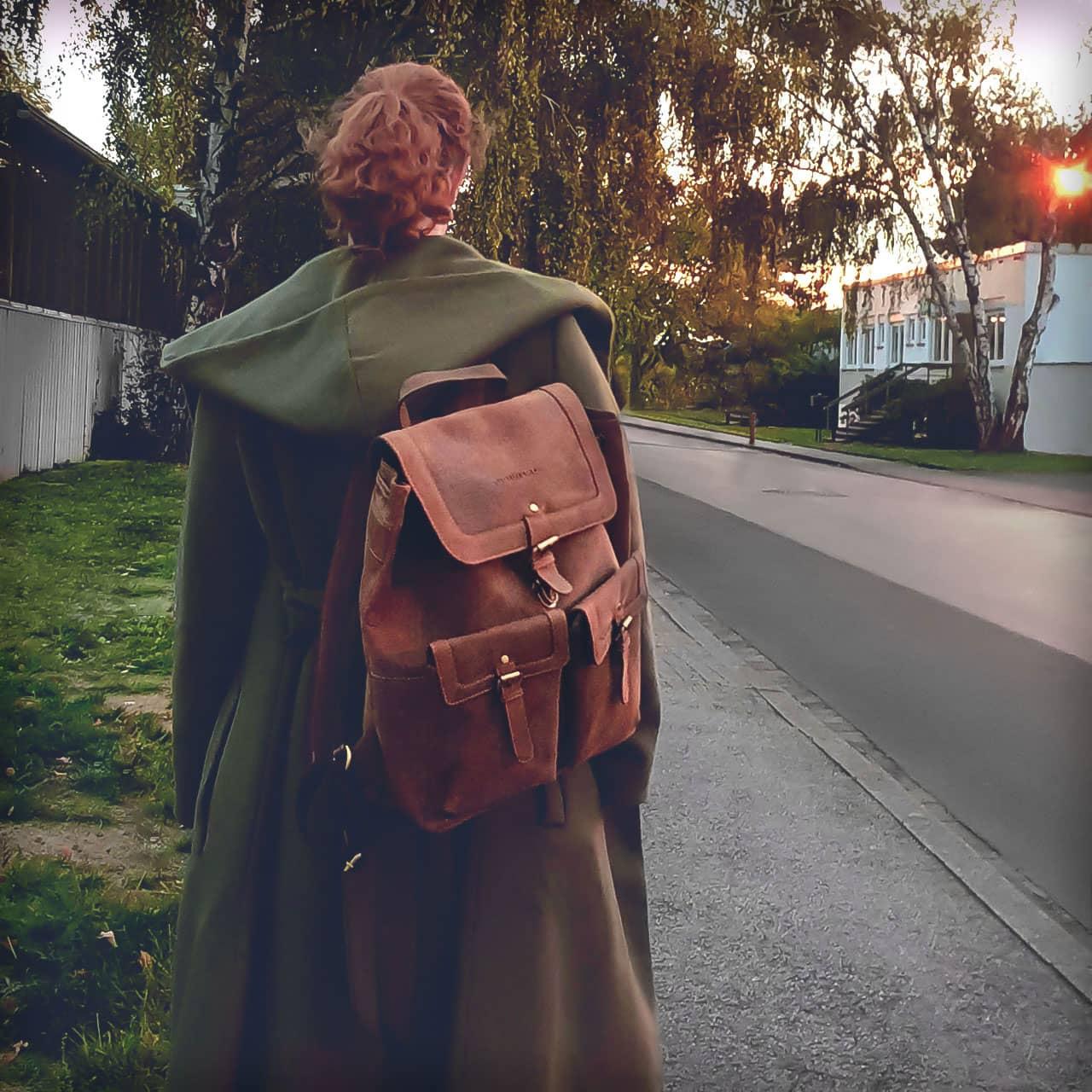 Damen Vintage Tasche