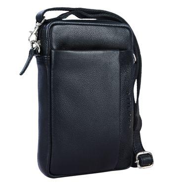Herrenhandtasche Leder Vintage braun