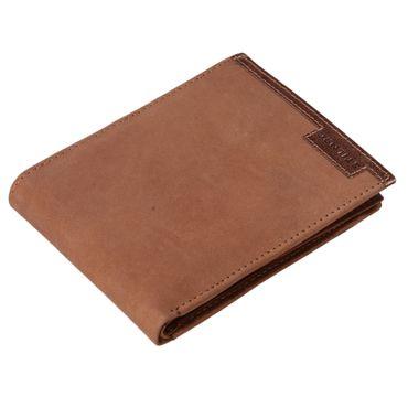 STILORD Vintage Herren Geldbörse / Portemonnaie aus hochwertigem Echt Leder, braun – Bild 7