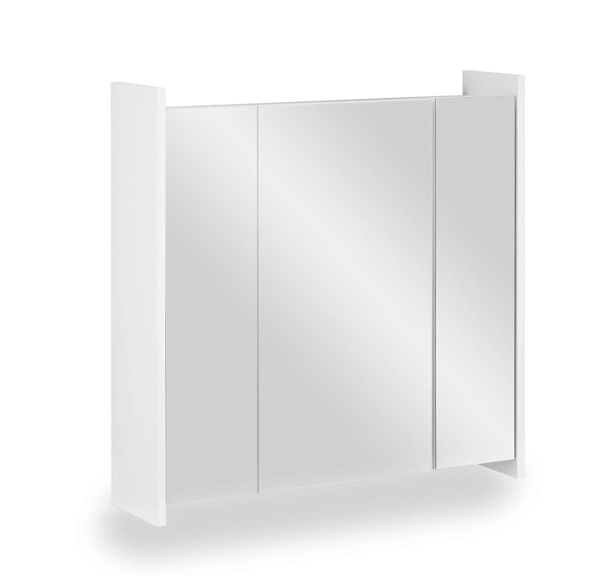 spiegelschrank frosti 70 cm wei. Black Bedroom Furniture Sets. Home Design Ideas