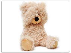 Glasunterlage Süßer Teddybär – Bild 1