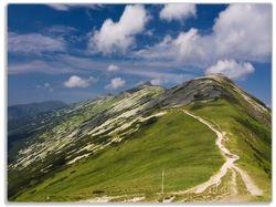 Glasunterlage Alpenluft – Bild 1