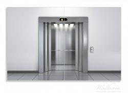 Herdabdeckplatte Fahrstuhl