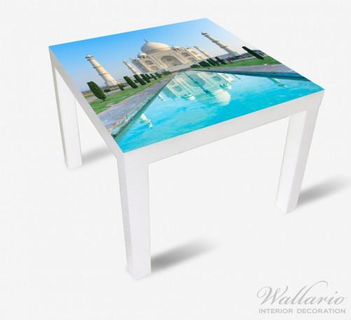 Möbelfolie Taj Mahal - Mausoleum in Indien – Bild 1