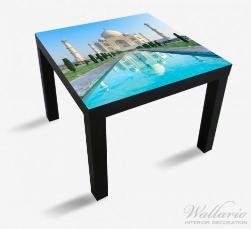 Möbelfolie Taj Mahal - Mausoleum in Indien – Bild 2