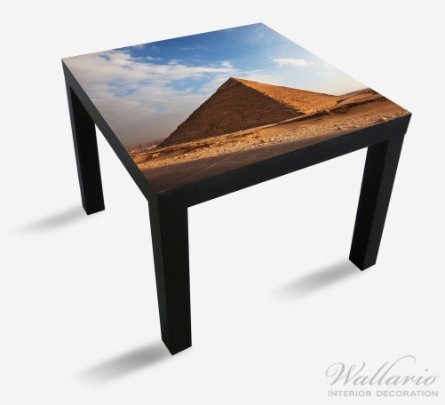 Möbelfolie Alte Pyramide in Ägypten – Bild 1