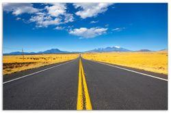 Herdabdeckplatte Route 89 in Arizona - Am Ende der Horizont – Bild 1