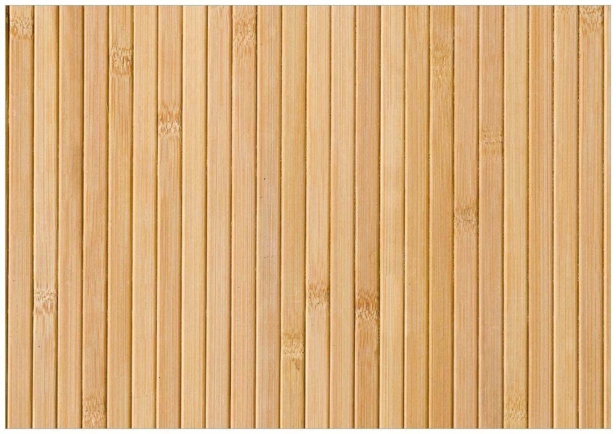 Wandbild Holzpanele hell – Bild 1