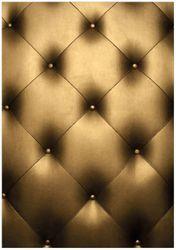 Wandbild Goldene Ledertür – Bild 1