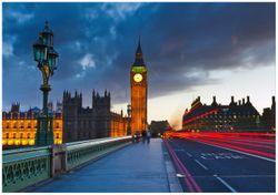 Wandbild London- Big Ben bei Nacht – Bild 1