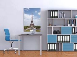Wandbild Eiffelturm in Paris – Bild 2