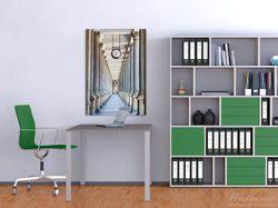 Wandbild Säulengang – Bild 2