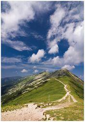 Wandbild Alpenluft – Bild 1
