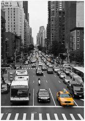 Wandbild New York Yellow Taxi I – Bild 1