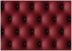 Wandbild Rote Ledertür – Bild 1