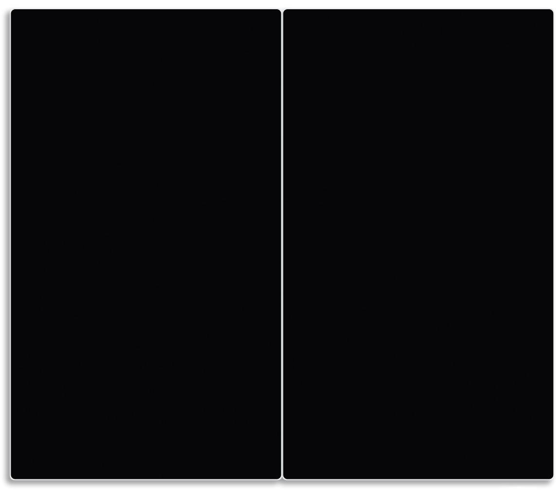Herdabdeckplatte Schwarz – Bild 1