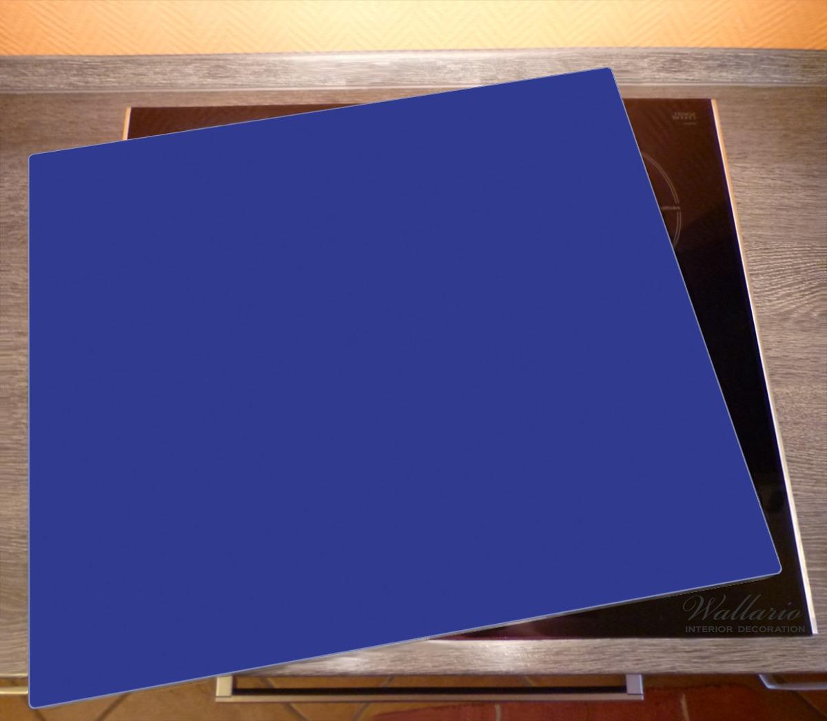 Herdabdeckplatte Dunkelblau – Bild 2