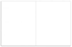 Herdabdeckplatte Weiß – Bild 1