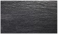Herdabdeckplatte Muster schwarze Schiefertafel Optik Steintafel – Bild 1