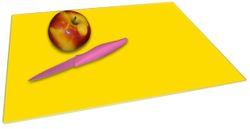 Glasunterlage Gelb – Bild 2