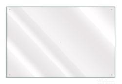 Herdabdeckplatte transparent - durchsichtig