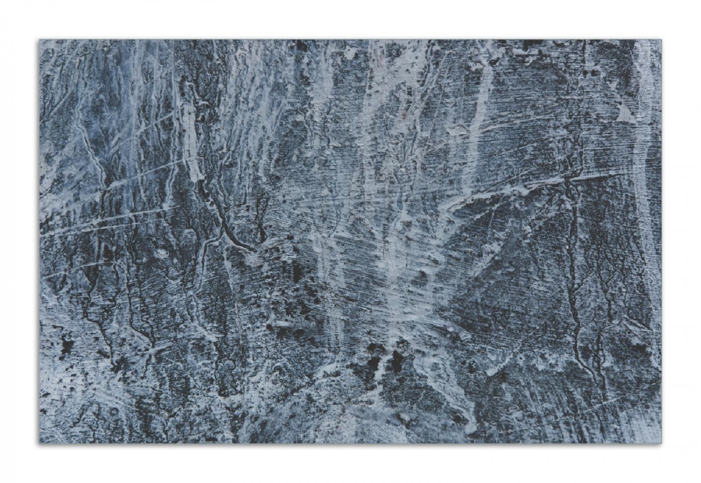 Herdabdeckplatte Alte graue Steinwand – Bild 1