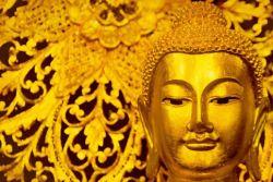 Fototapete Chatuchak Buddha in Bangkok, Thailand